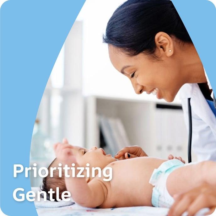 Prioritizing Gentle