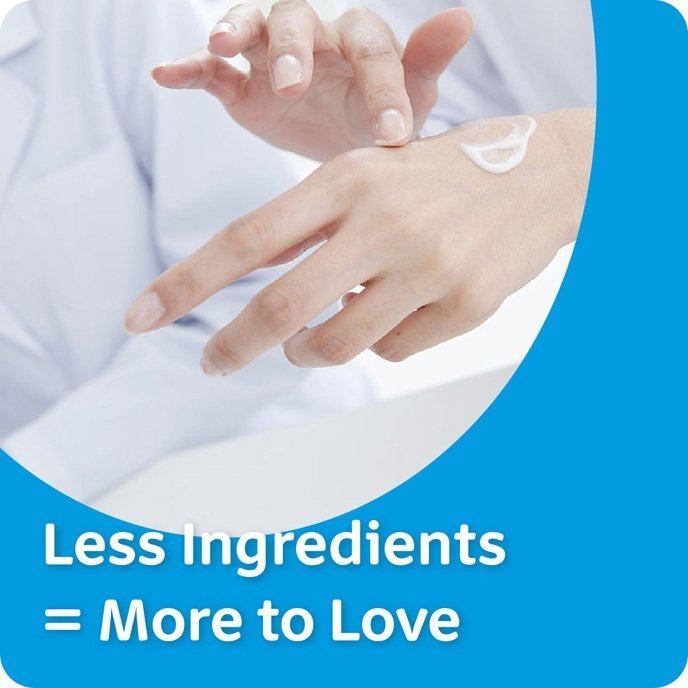 Less Ingredients = More to Love